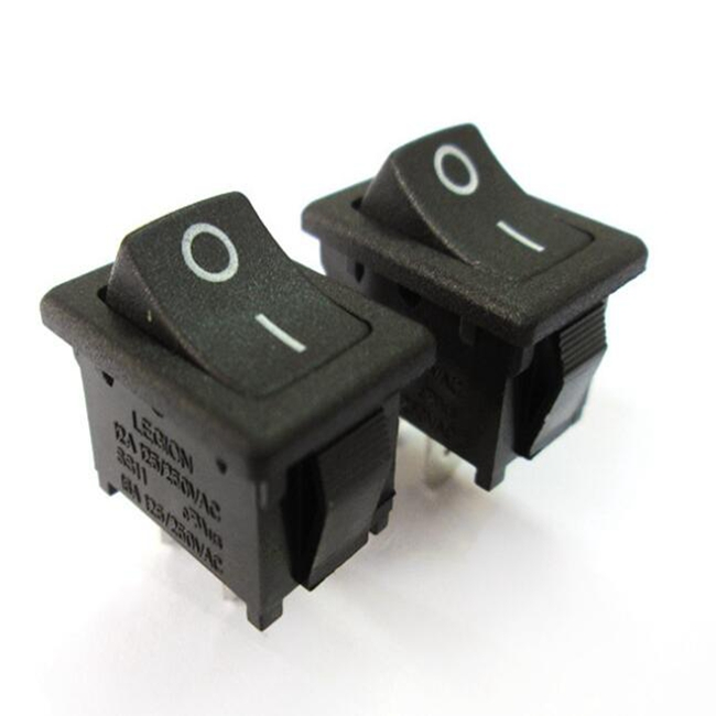 SS11 SPST Rocker Switches