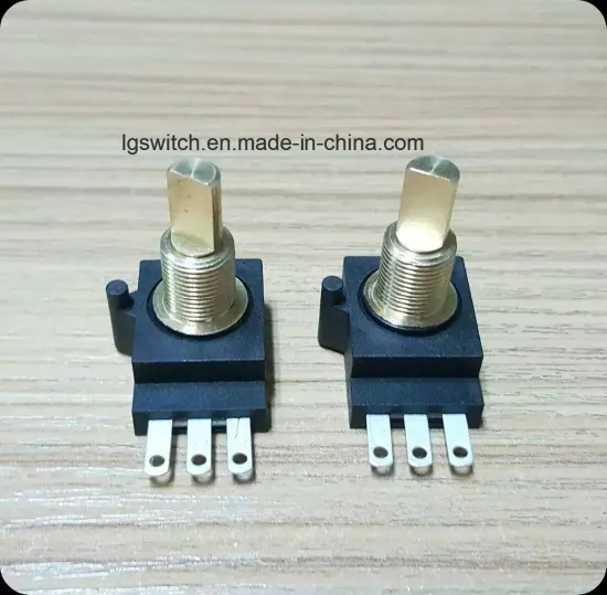RV169 IP67 Waterproof Potentiometer